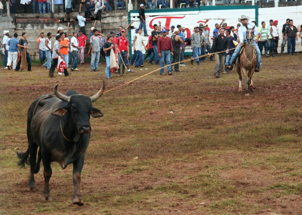 Nicaragua: Fiestas Agostinas