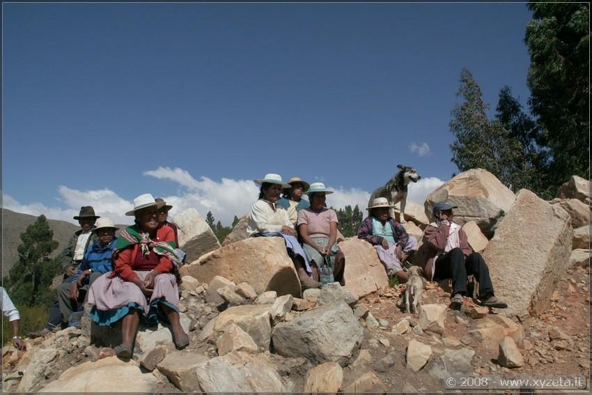 Il discorso della montagna - Agosto 2008